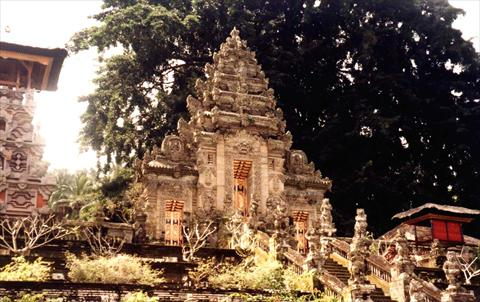 Ancient temple