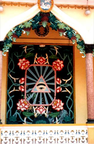 Decorated window